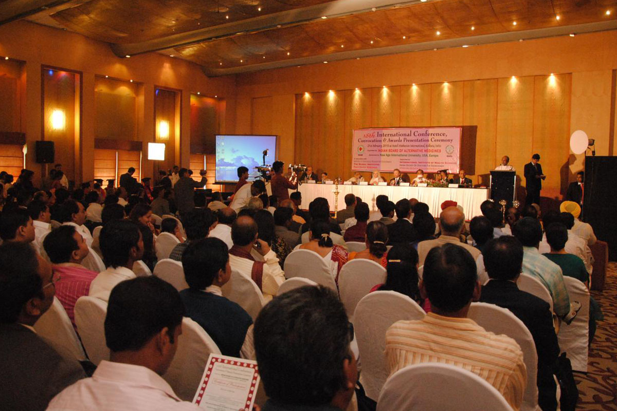 International Conferences In India